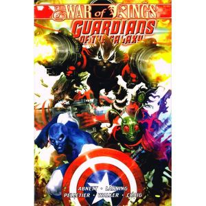 COMICS BD comics Marvel Guardians of the galaxy: War of k