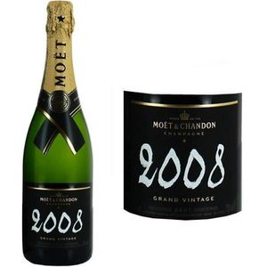 CHAMPAGNE Moët & Chandon Grand Vintage 75cl