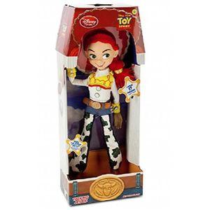 FIGURINE - PERSONNAGE Figurine Miniature DISNEY Toy Story Jessie Pull ch