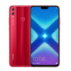 SMARTPHONE HONOR 8x 4+128GB Rouge