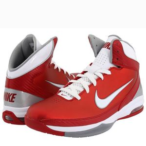 Hyped Max Grey Red Air TB NIKE qzUBnp8x