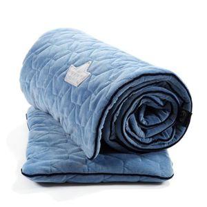 COUVERTURE - PLAID BÉBÉ Couverture avec oreiller pour bébé - enfant - mate