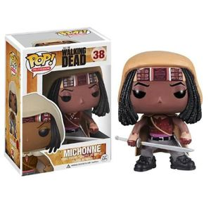 FIGURINE - PERSONNAGE Figurine funko pop! The Walking Dead: Michonne