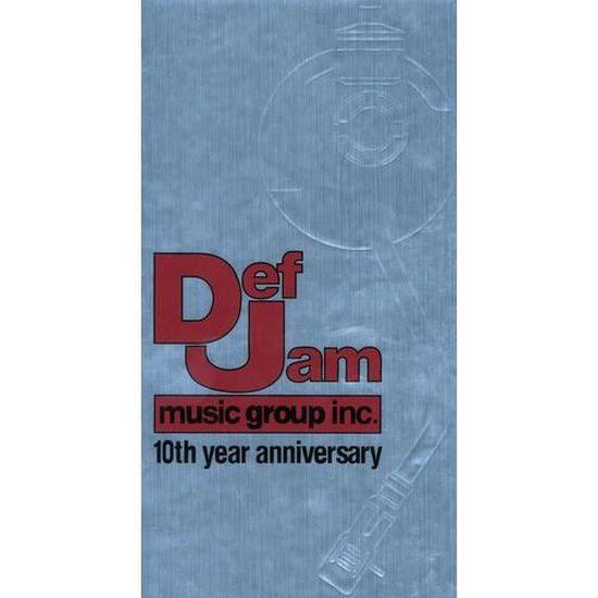Def Jam Music Group 10th Year Anniversary