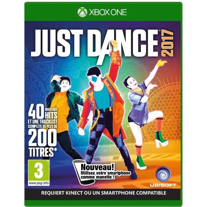 Just Dance 2017 - Jeu Xbox One