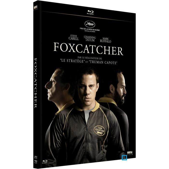 blu ray foxcatcher en blu ray film pas cher cdiscount. Black Bedroom Furniture Sets. Home Design Ideas