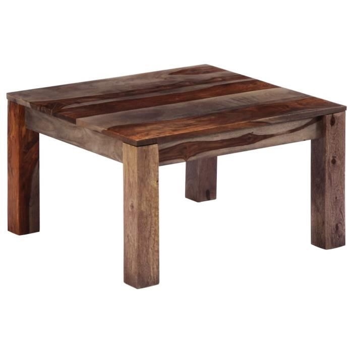 MGQ��- Scandinave -Table basse décor design vintage scandinave - Table de salon Bout de canapé Table de thé Salon Table gigogn4006