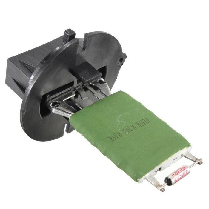 Résistance Chauffage Resistor pr Peugeot 206 307 Citroen C3 Xsara Picasso 6450JP
