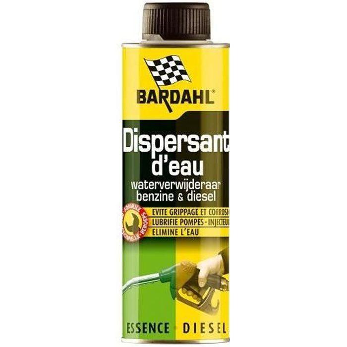 Dispersant d'eau essence/gazole Bardahl 2001082