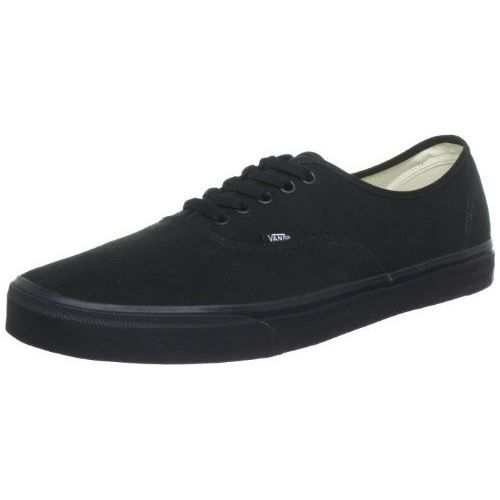 Vans Authentic, Chaussures mixte adulte - Noir …