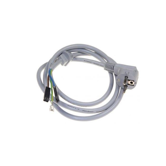 480112101501. Cordon + Serre Cable Pour SECHE LINGE - SemBoutique