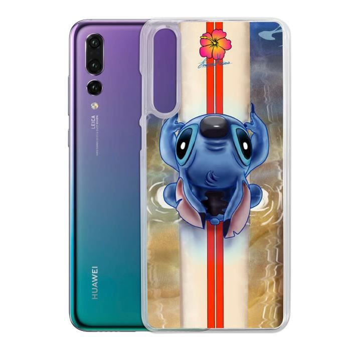 Coque Huawei P20 LITE - Stitch Surf