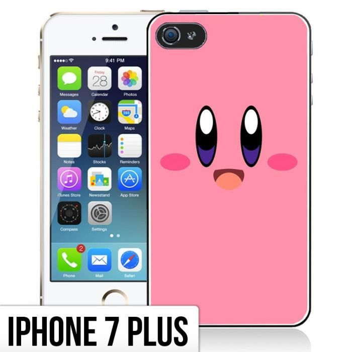 coque iphone 8 plus kirby
