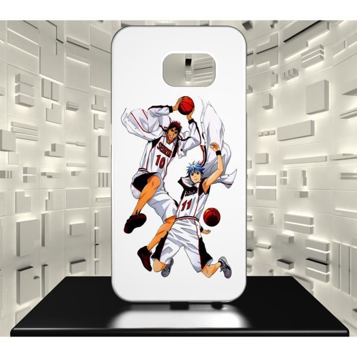 Coque Samsung Galaxy S6 MAF Kuroko Basket Kuroko &