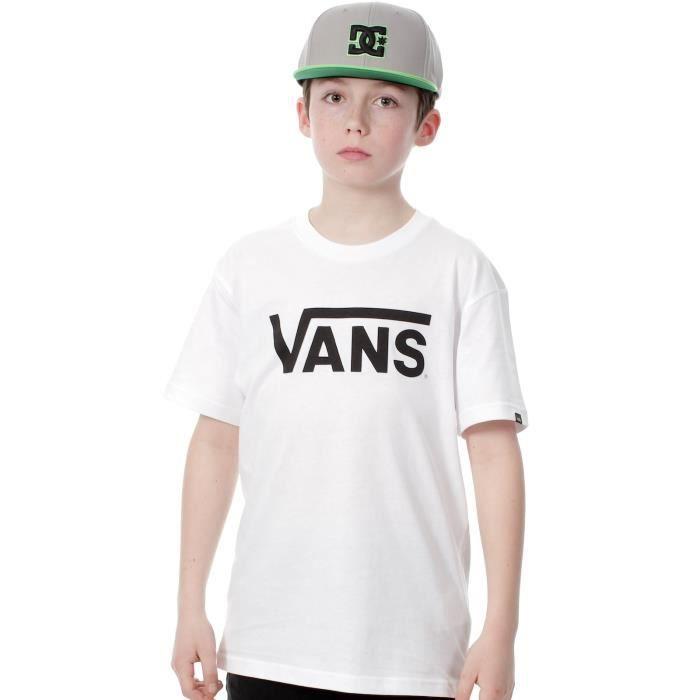 vans tshirt enfant