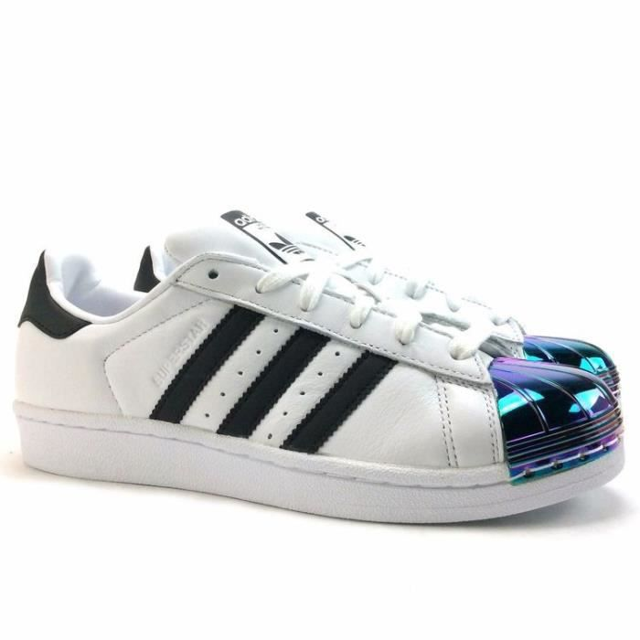 Basket - Adidas - SuperStar MT W Noir Multicolor