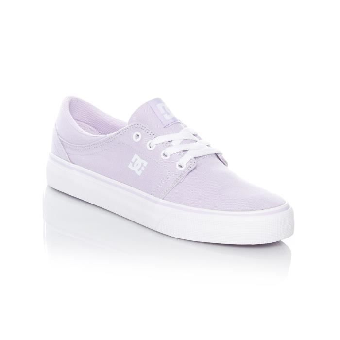 Chaussures Femme DC Trase TX Lilac