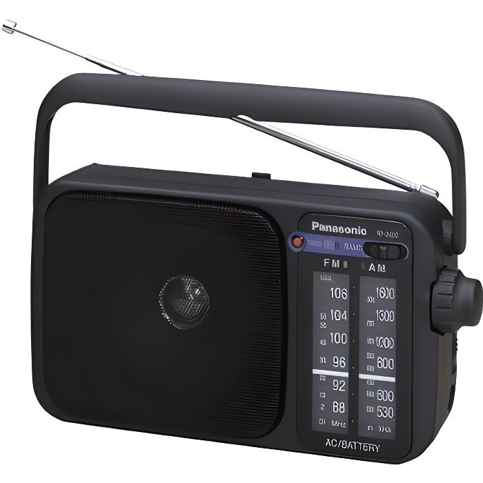 panasonic rf2400 poste radio radio cd cassette avis et prix pas cher cdiscount. Black Bedroom Furniture Sets. Home Design Ideas