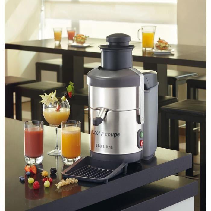 CENTRIFUGEUSE CUISINE Centrifugeuse pour jus de fruits J80 Ultra