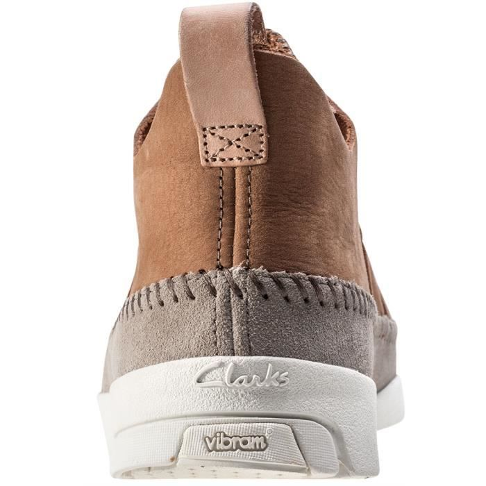 Clarks Originals Trigenic Flex Hommes Baskets Tan - 9 UK eLMWG7HS3U