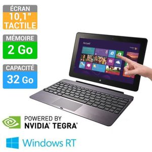 TABLETTE TACTILE Asus Vivo Tab RT TF600T 10.1