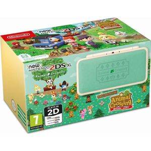 CONSOLE NEW 2DS XL Console NEW 2DS XL Edition Animal Crossing - Anima
