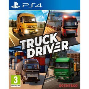 JEU PS4 Truck Driver Jeu PS4