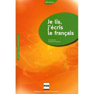 Livre Apprendre Le Francais Pour Adulte