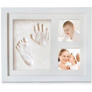 CADRE PHOTO Baby Handprint et empreinte Kit, Cadre Empreintes