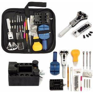 OUTILS D HORLOGER 144PCS Kit Outils Accessoires Réparation de la Mon