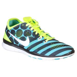 buy popular 66375 619f6 CHAUSSURES MULTISPORT Nike Free 5.0 Wmns Tr Fit 5 Prt Chaussures De Spor
