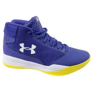 Under Armour Jet Mid Chaussures de Basketball Homme