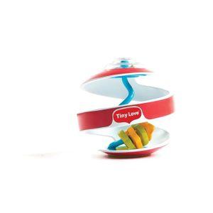 SPIRALE - TORTILLON TINY LOVE Spirale d'activité avec anneaux - Rouge