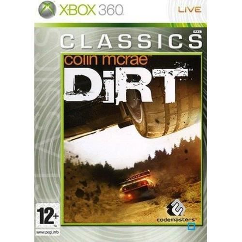 colin mcrae dirt jeu xbox 360 achat vente jeux xbox 360 colin mcrae dirt xbox 360 cdiscount. Black Bedroom Furniture Sets. Home Design Ideas