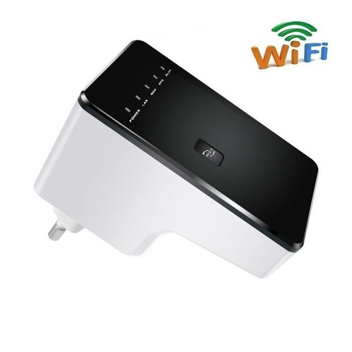 300Mbps 2.4G Wifi Routeur Wifi Répéteur Antenne Wifi amplificateur de signal routeur 802.11n/b/g 2 Port Lan Wifi Répéteur
