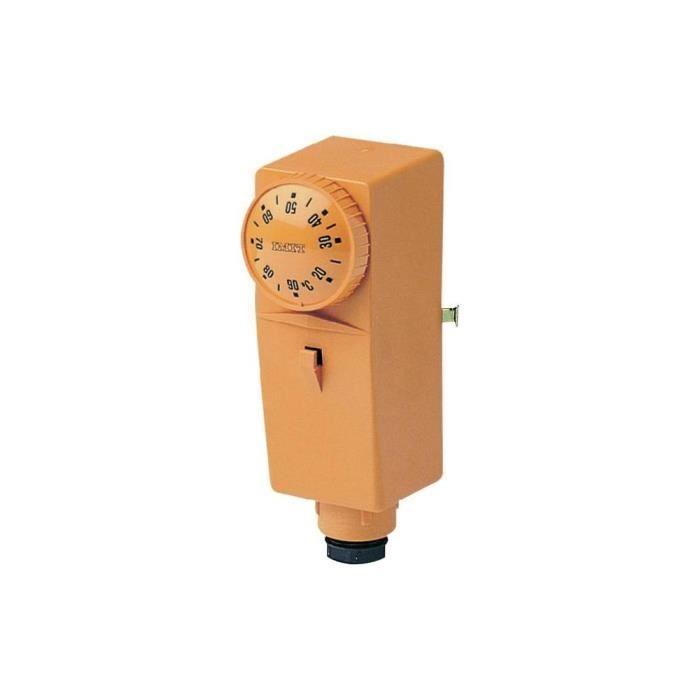 Thermostat pour tuyaux BRC 250V-16A
