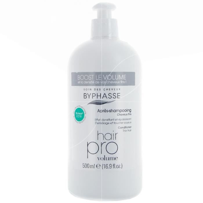 Byphasse - Hair pro Après-shampooing Volume - 500ml