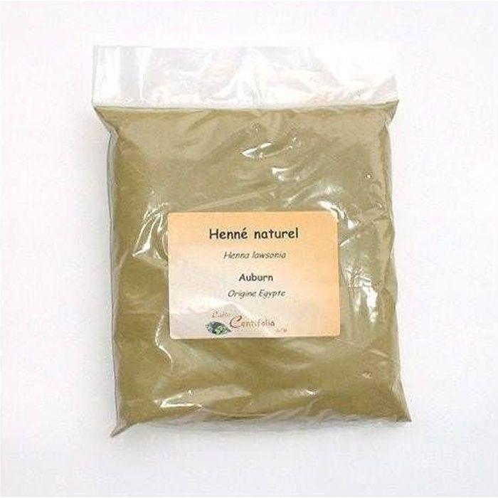 Henné naturel aux extraits de plantes - 250 g -…