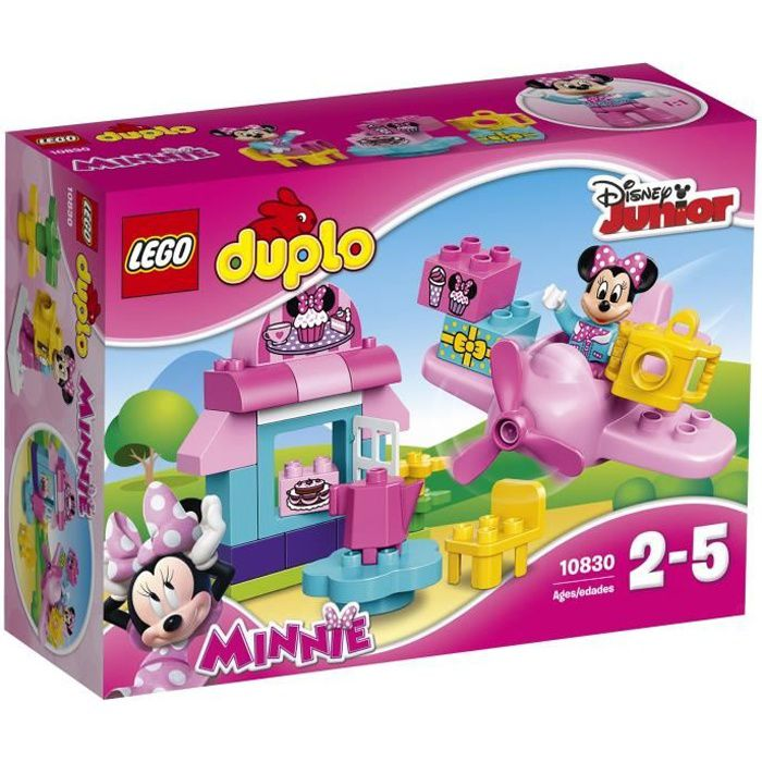 LEGO® DUPLO® Mickey Mouse 10830 Le Café de Minnie