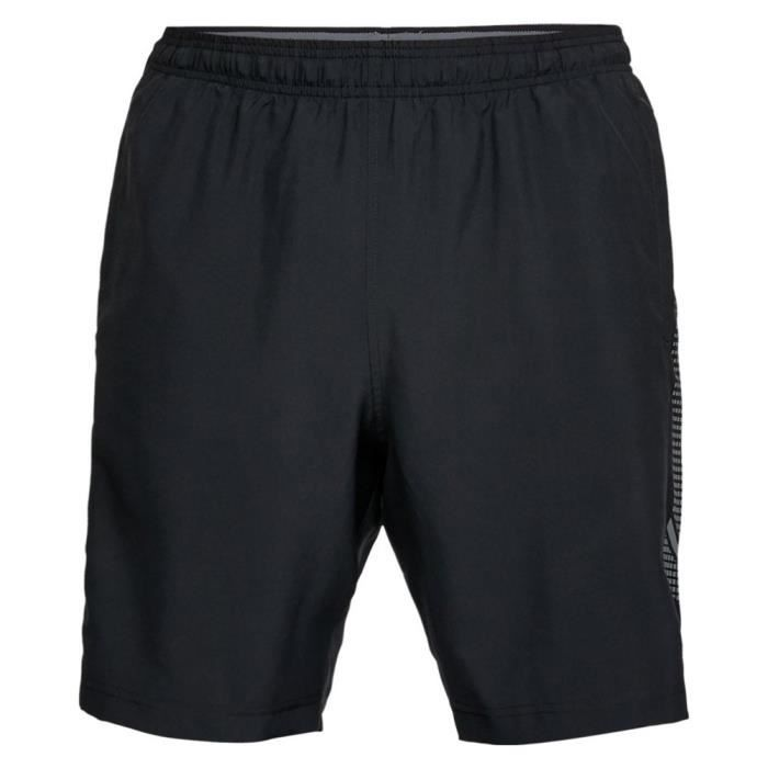 Under Armour Woven Graphic Running Shorts