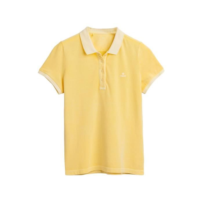 Gant Polo À Manches Courtes Femme 4203203-700