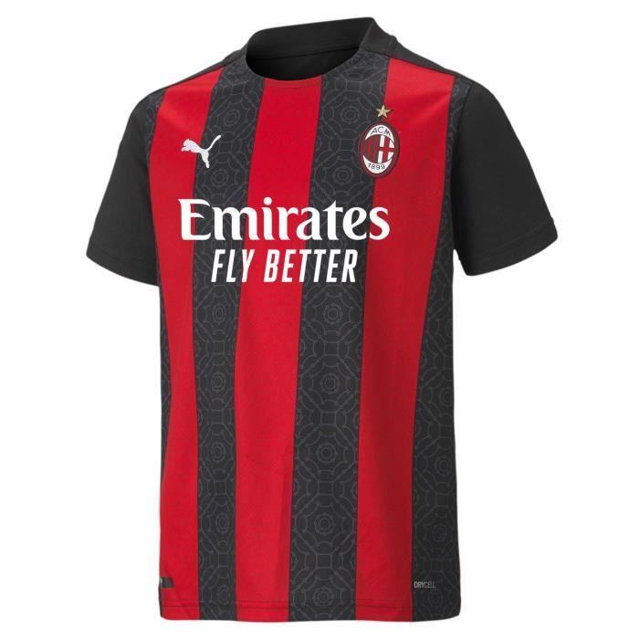 Maillot domicile junior AC Milan 2020/21