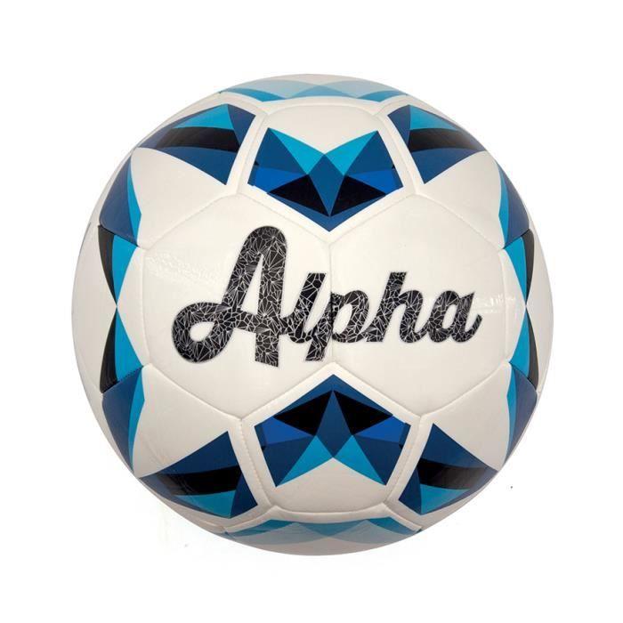 Ballon football DUARIG Alpha bleu T5