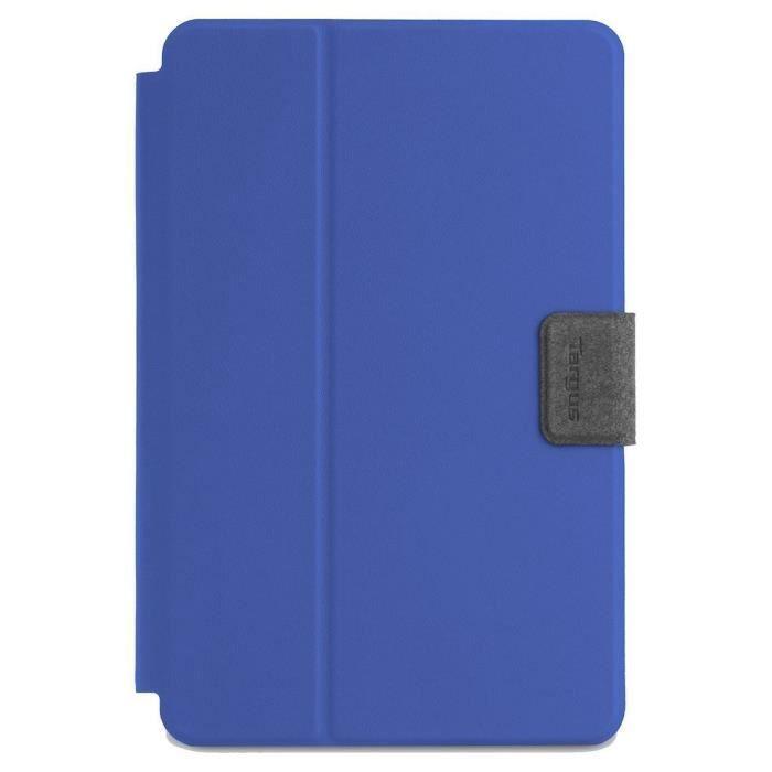 """Targus Etui universel Rotatif Safefit pour tablette 7 8"""" Bleu"""