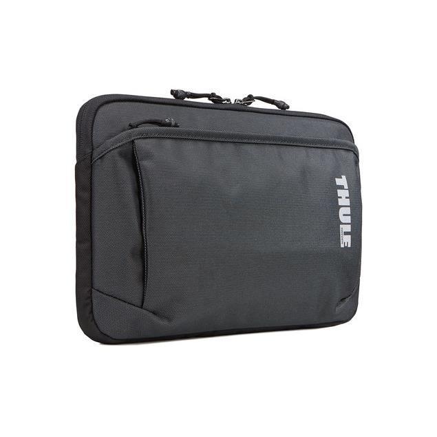 THULE Sacoche de transport Subterra 3203420 - Pochette Style pour MacBook Air 27,9 cm (11-) - Dark shadow - Étanche, Renforcé