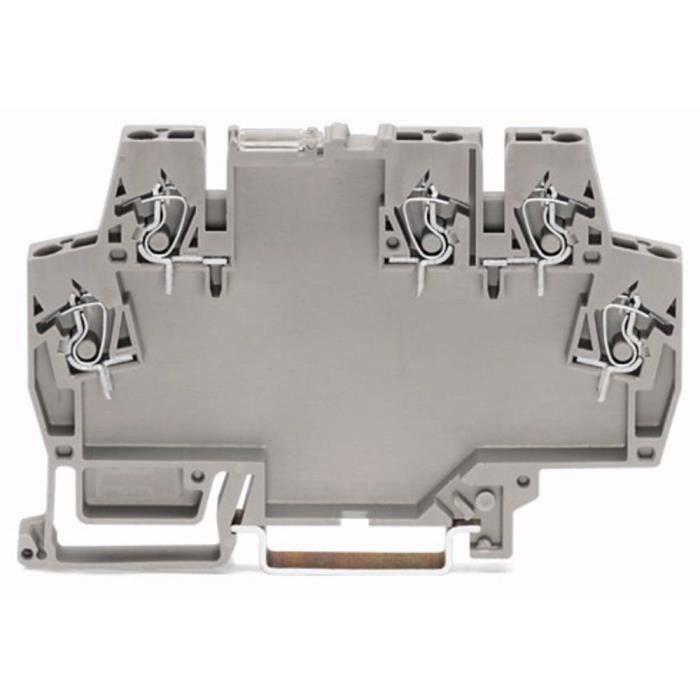 Boîtier WAGO 859-110 gris 1 pc(s)