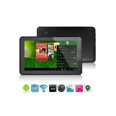 tablette n tek 9 pouces 8go wifi android 4 1 achat. Black Bedroom Furniture Sets. Home Design Ideas