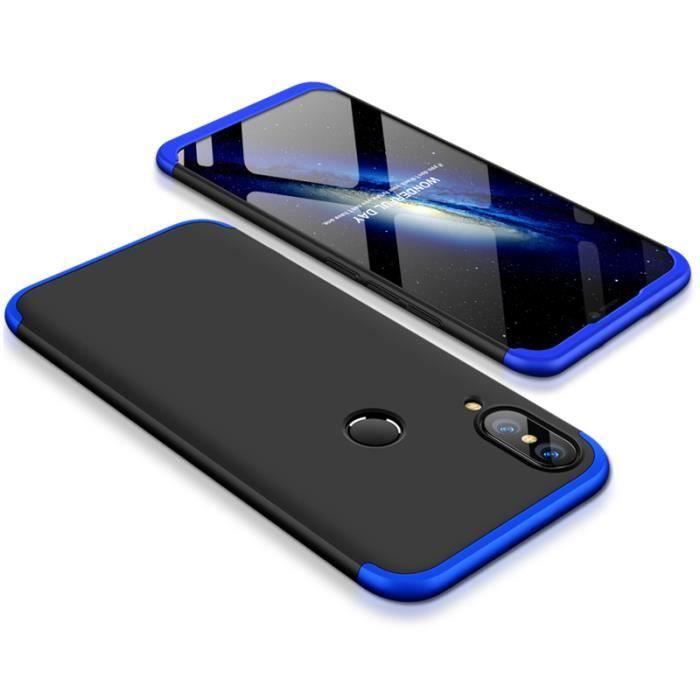 Coque Huawei P20 Lite,Protection Intégrale 360 Degrès,Ultra Slim 3 ...