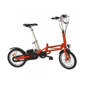 Velo a assistance electrique mobiky youri 3v 5 5a rouge prix pas cher cd - Velo assistance electrique carrefour ...