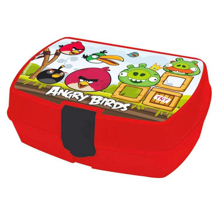angry birds boite gouter achat vente boites de. Black Bedroom Furniture Sets. Home Design Ideas